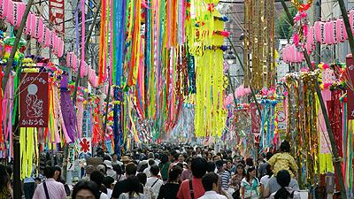 七夕祭り 橋本